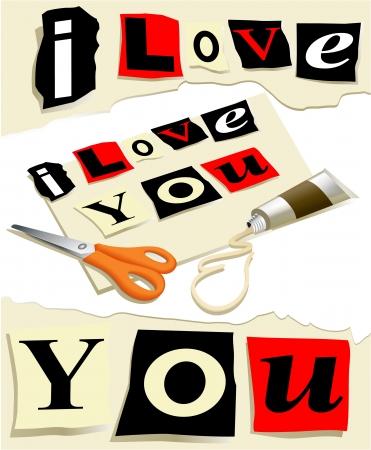 love letters: Love message