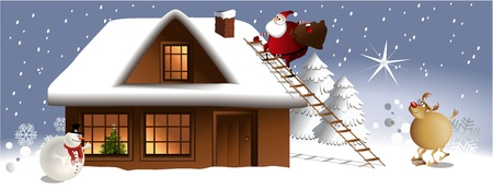 christmas night: Christmas night