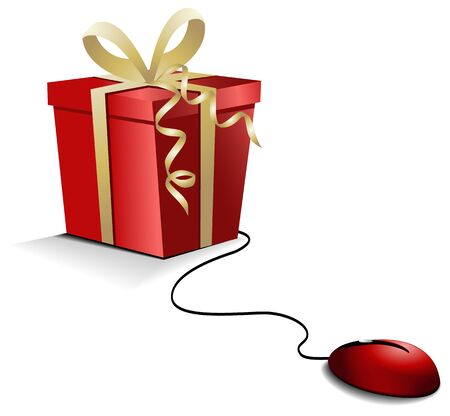 vouchers: Christmas e-shopping