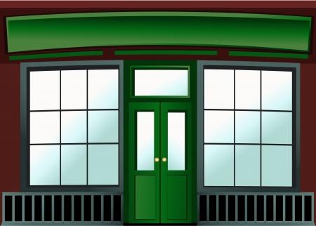 store window: Etalage
