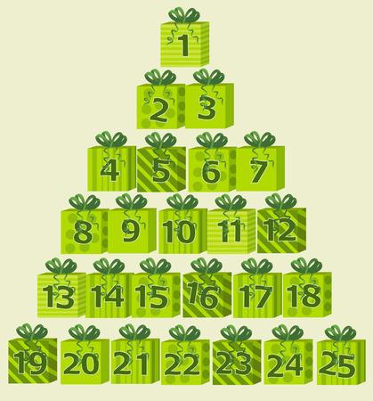 Adwentowy kalendarz