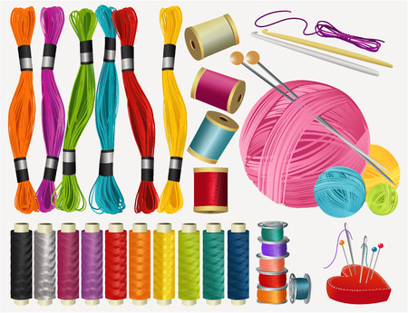 the accessory: Sewing accessories