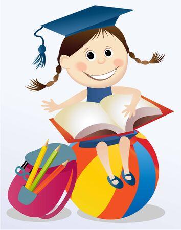 graduacion niños: De nuevo a escuela