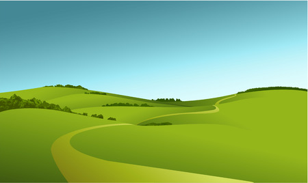 116,739 Countryside Stock Vector Illustration And Royalty Free ...