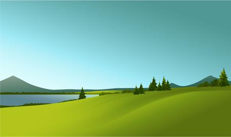 風景: 農村景観