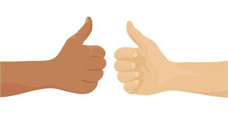 ok: Hands showing okay sign