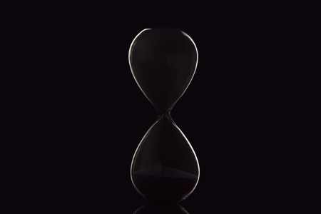 Hourglass concept. High resolution image. Banque d'images