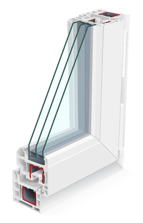 window Reklamní fotografie - 17239109