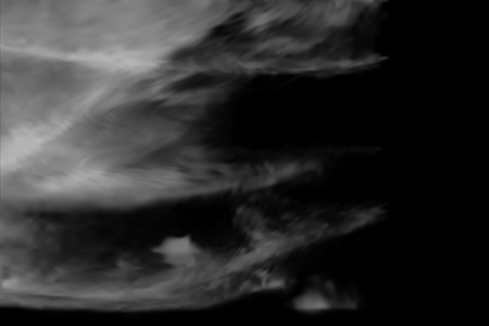 realistic spindrift cloud