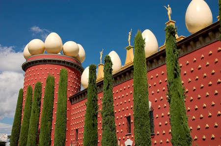 Eggs on the Dalis theatre