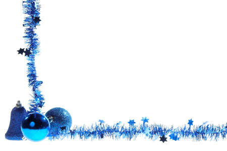 festive frame with glare,stars,bell