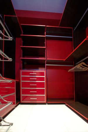 locker room: Empty dressing room