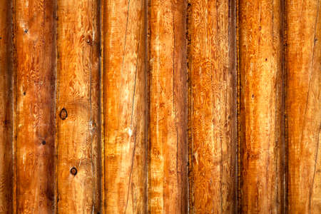 Grunge wooden background, yellow wall photo