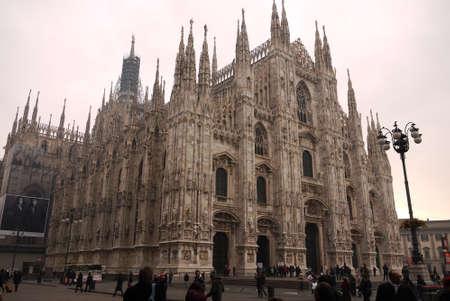 Milan Cathedral Italy Europe