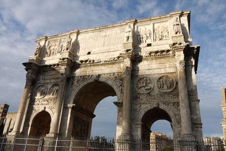 Roman Architecture Historic Rome