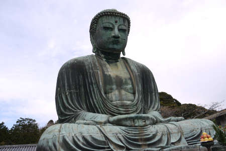 Buddha at Japan