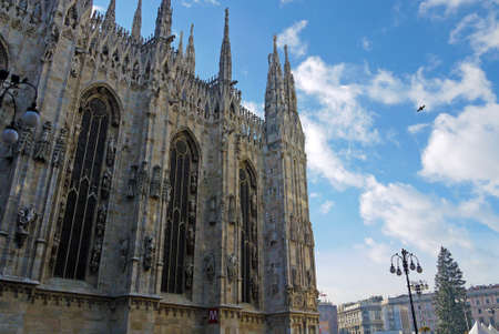 Milan Cathedral Italy Europe