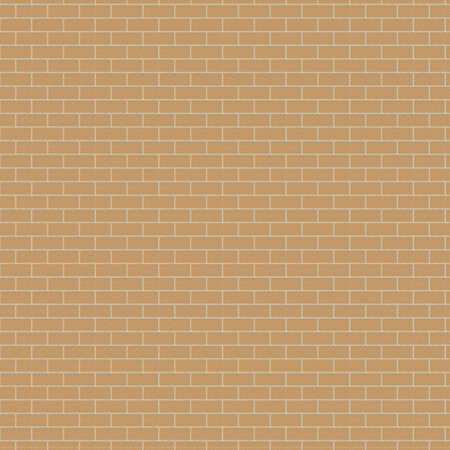 A light coloured repeat brick pattern