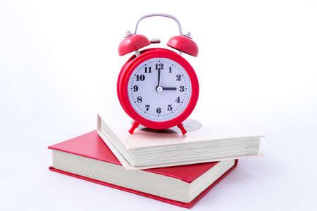 alarm clock: Alarm Clock on Books