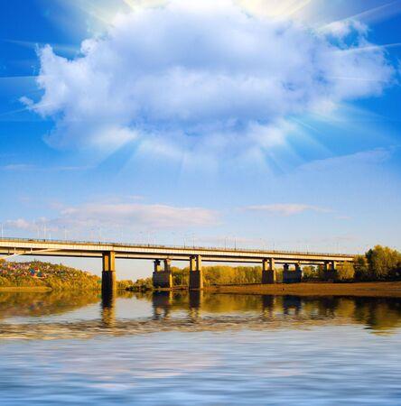 Story Bridge Stock Photo
