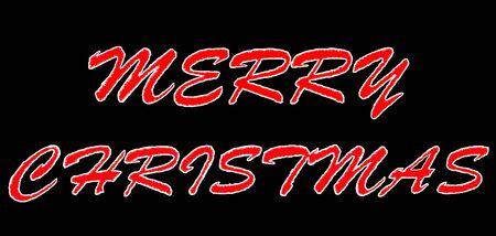 merry christmas Stock Photo - 6061277