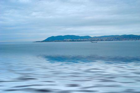 National sea park                             Stock Photo