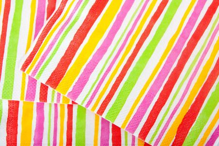 abstract striped background of a Varicoloured paper Stock Photo - 7662684