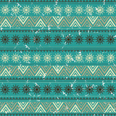 used ornament: Seamless pattern with geometric ornament can be used for your creative designs.