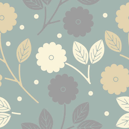 linens: Elegant seamless pattern with tropical leaves can be used for design fabric, linens, kids clothes, wallpaper, greeting cards and more creative designs.