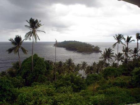 nature devil island