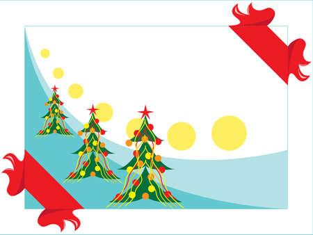 christmas tree Stock Vector - 3694085