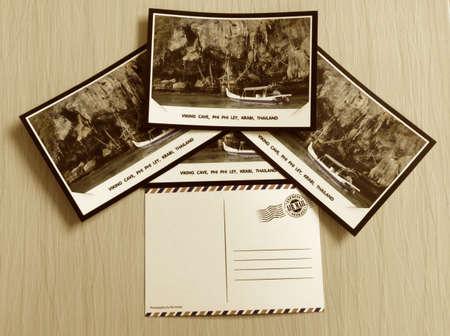 print: Postcard