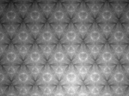 Textile cloth white and black Stock Photo