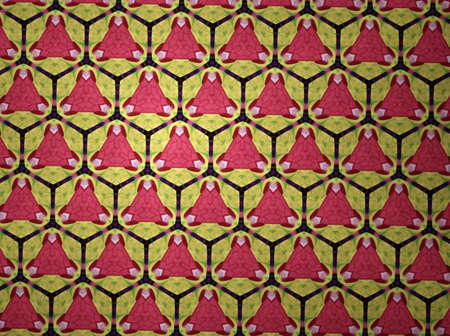 colorful: Textile cloth colorful Stock Photo