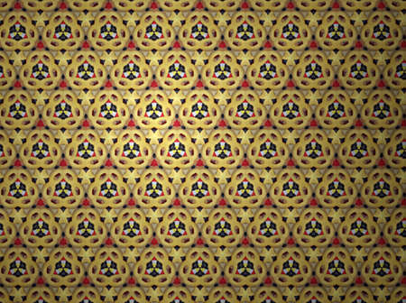 clothing: Textile cloth colorful Stock Photo