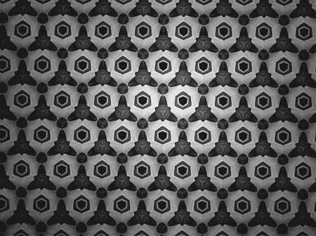 clothing: Textile cloth black and white Stock Photo