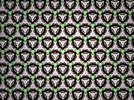 background: Pattern background