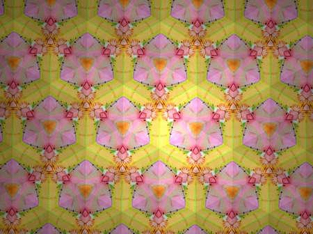 colour: Pattern background color