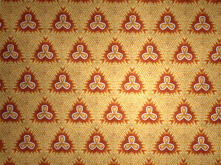 cloth: Pattern cloth background