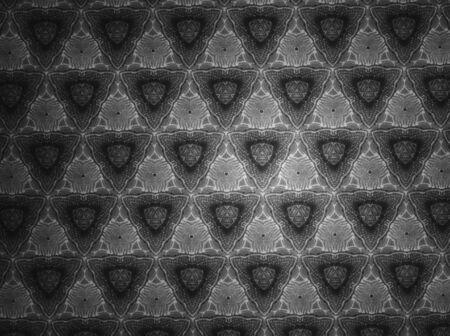 white: Pattern black and white