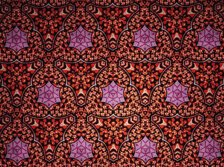 clothes: Pattern cloth colorful