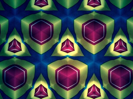 textile: Textile cloth colorful Stock Photo