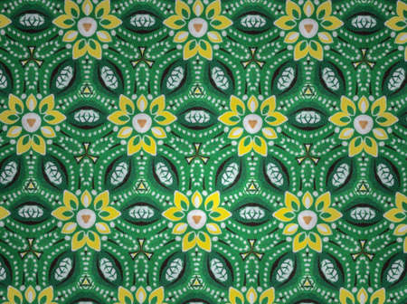 fashion: Pattern cloth colorful