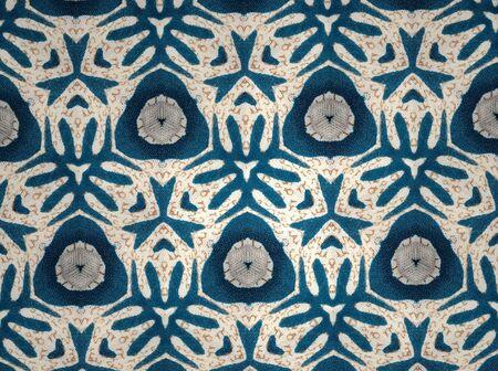 clothes: Textile cloth colorful Stock Photo
