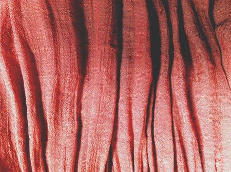 cotton: Fabric background Stock Photo