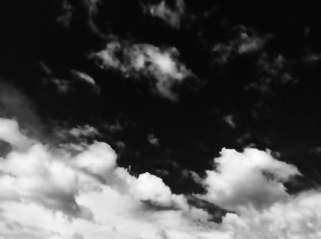 dark: Blur sky and clouds, dark sky.