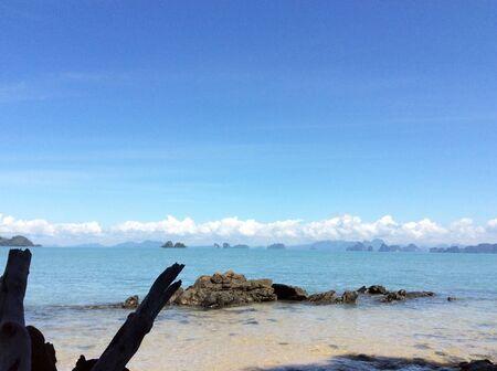 bright: Koh Yao Yai island in Thailand