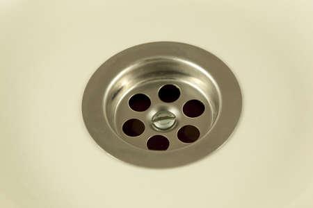 sink hole:  hole of drain water in bathroom sink