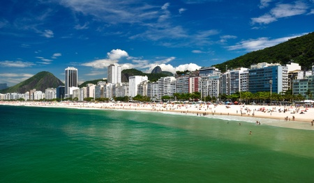 Copacabana Beach photo