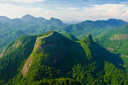 Mountain Pedra Bonita Фото со стока - 18502848